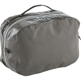 Patagonia Black Hole Cube Toiletry Bag L, hex grey
